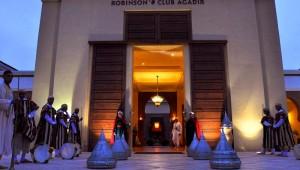 ROBINSON Club Agadir Hoteleingang