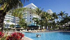Rundreise Florida - RIU Plaza Miami Beach Pool