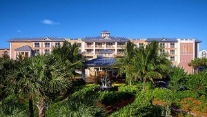 Rundreise New York Florida Doubletree Grand Key Resort Key West Ansicht