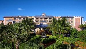 Rundreise New York Florida Doubletree Grand Key Resort Key West Ansicht