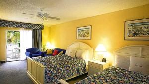 Rundreise New York Florida Doubletree Grand Key Resort Key West Zimmer