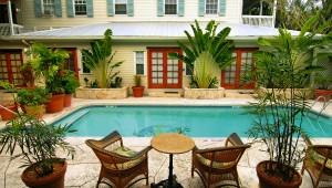 Rundreise New York Florida Heron House Pool
