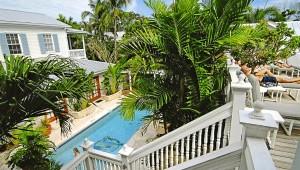 Rundreise New York Florida Heron House Sonnenterrasse