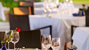 ROBINSON Club Kalimera Kriti Restaurant-Terrasse