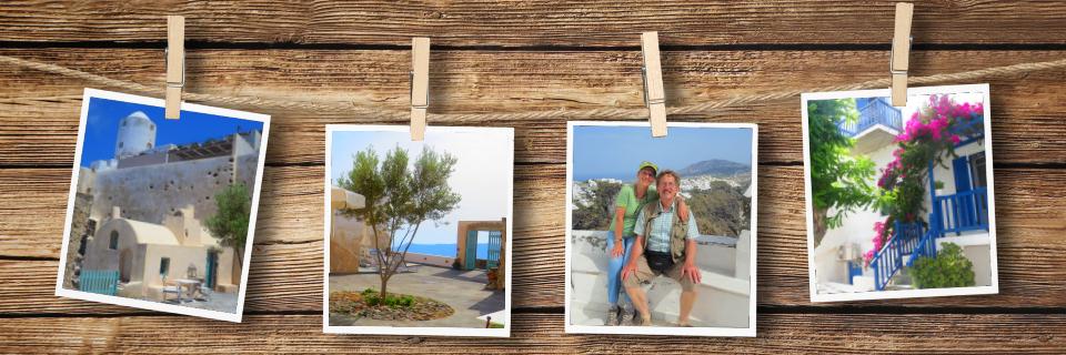Inselhüpfen Griechenland Slider
