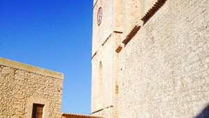 Reisebericht Ibiza Kirche