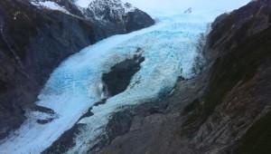 Reisebericht Neuseeland - Franz Josef Gletscher