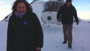 Reisebericht Neuseeland - Franz Josef Gletscher Helikopter Tour