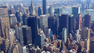 New York Reisebericht - Empire State Building Ausblick