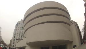 New York Reisebericht - Guggenheim Museum