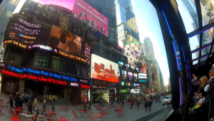 New York Reisebericht - Times Square