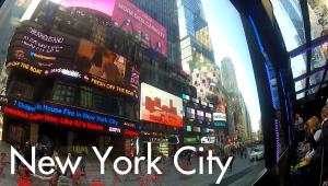 New York Reisebericht - Titelbild