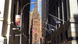 New York Reisebericht - Wall Street