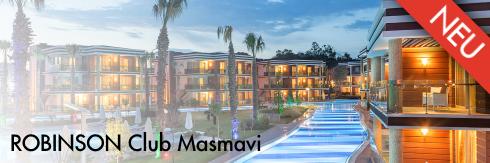 Newsletter 09 2015 diko reisen reisen kunst events for Robinson club masmavi
