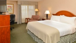 Busrundreise USA Westen - Holiday Inn Great Falls Doppelzimmer