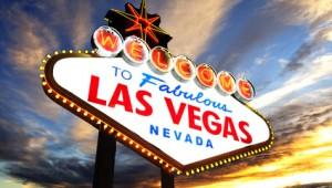 Busrundreise USA Westen - Las Vegas Schild