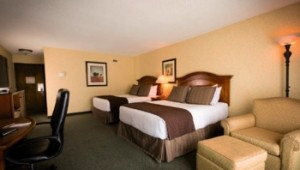 Busrundreise USA Westen - Red Lion Hotel Kalispell Doppelzimmer