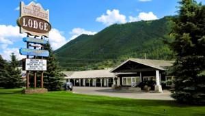 Busrundreise USA Westen - Virginian Lodge Jackson Hoteleingang