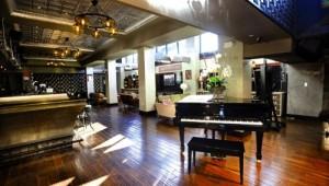 New York Florida Rundreise - Z NYC Hotel Lounge