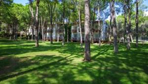 ROBINSON Club Masmavi - Gartenanlage