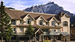 Busrundreise USA Westen - Irwin's Mountain Inn Hotelgebäude