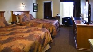 Busrundreise USA Westen - Irwin's Mountain Inn Doppelzimmer