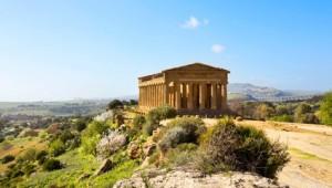 Sizilien Rundreise - Concordia Tempel