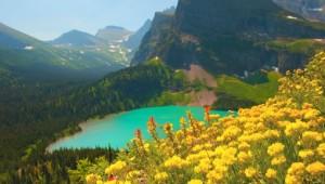 Busrundreise USA Westen - Glacier Nationalpark - Montana Office of Tourism