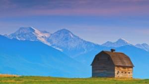 Busrundreise USA Westen - Grand Teton National Park Mission Mountains - Montana Office of Tourism