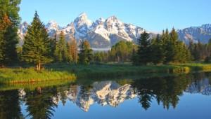 Busrundreise USA Westen - Grand Teton Nationalpark - Wyoming Office of Tourism