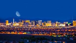 Busrundreise USA Westen - Las Vegas bei Nacht