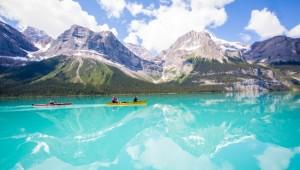Busrundreise USA Westen - Maligne Lake - Parks Canada - Ryan Bray