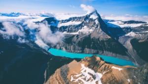 Busrundreise USA Westen - Mount Columbia -Johannes Hohn