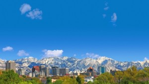 Busrundreise USA Westen - Skyline Salt Lake City - Steve Greenwood - Visit Salt Lake