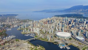 Busrundreise USA Westen - Vancouver Skyline - Canadian Tourism Commission