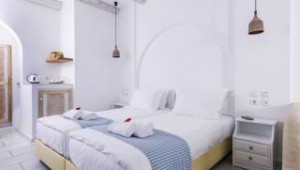 Inselhopping Griechenland - Hotel Cycladic Island Doppelzimmer
