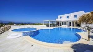 Inselhopping Griechenland - Hotel Cycladic Island Pool