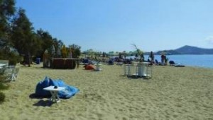 Inselhopping Griechenland - Hotel Spiros Strand