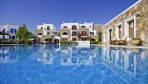 Inselhopping Griechenland - Naxos Resort Pool