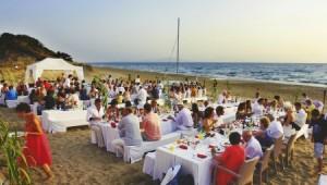 ROBINSON Club Kyllini Beach - Galaabend
