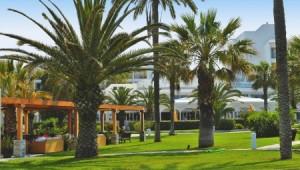 ROBINSON Club Kyllini Beach - Garten