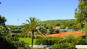 ROBINSON Club Kyllini Beach - Tennisplatz