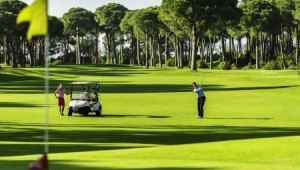 ROBINSON Club Masmavi - Golf