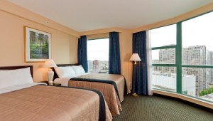 Busrundreise USA Westen - Rosedale on Robson Suite Hotel Deluxe Suite