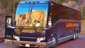 Busrundreise USA Westen - Reisebus