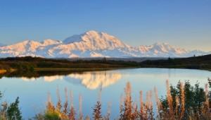 Yukon & Alaska Rundreise - Denali Mountain