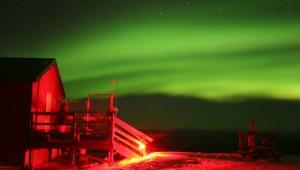 Yukon & Alaska Rundreise - Fairbanks Northern Lights - State of Alaska - Brian Adams