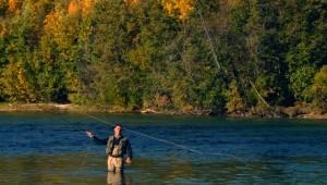 Yukon & Alaska Rundreise - Flyfishing - Holger Bergold