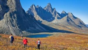 Yukon & Alaska Rundreise - Hiking - Holger Bergold