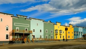 Yukon & Alaska Rundreise - Hotels in Dawson City